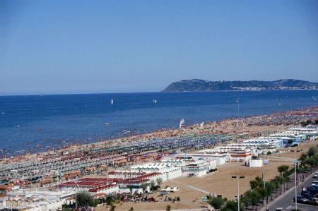 Spiaggia e Mare a Riccione
